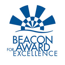 Beacon Award for Excellence Logo